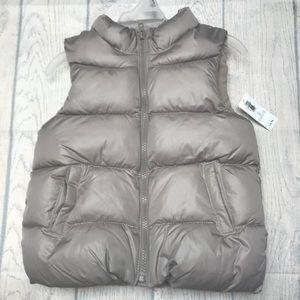 NWT Old Navy Frost Free Vest